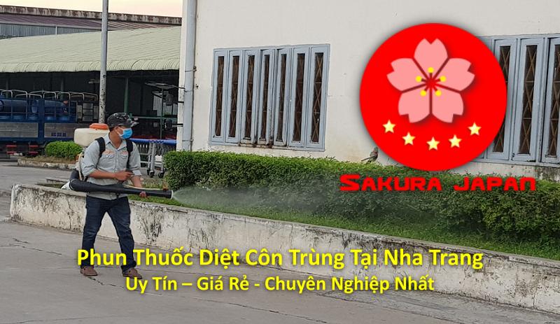 Phun Thuốc Diệt Côn Trùng Tại Nha Trang Chuyên Nghiệp