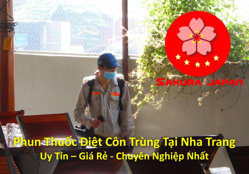 Phun Thuốc Diệt Côn Trùng Tại Nha Trang Uy Tín